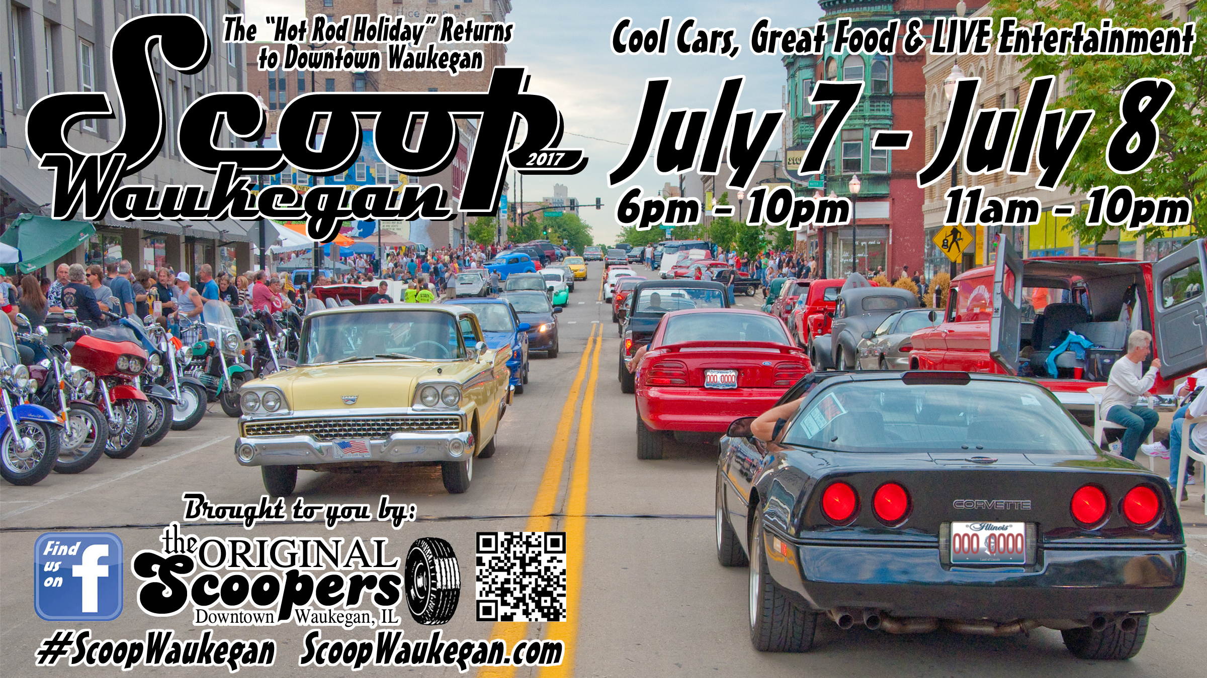 Scoop Waukegan 2018 July 13th And July 14th Brought To